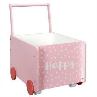 Chariot de rangement enfant fille Home Deco Kids