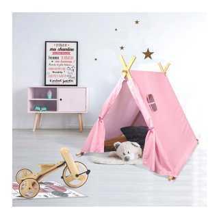 Tente chambre enfant Rose Home Deco Factory