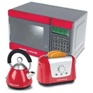 Micro-ondes bouilloire et grille pain M.R. Casdon