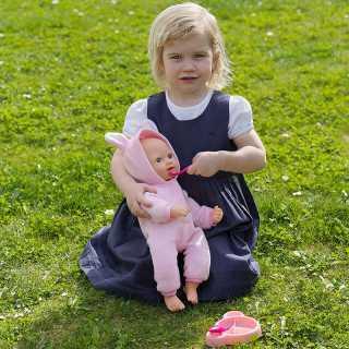 Poupon câlin Princess Coralie