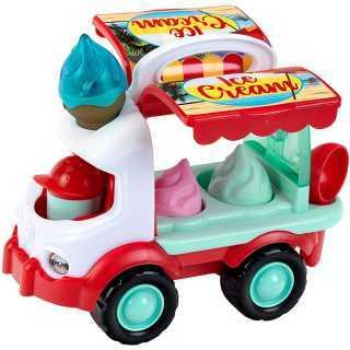 Camion à glace Jeu de sable Beach Picnic