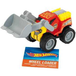 Camion bulldozer Hot wheels