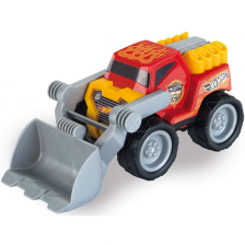 Camion bulldozer Hot wheels
