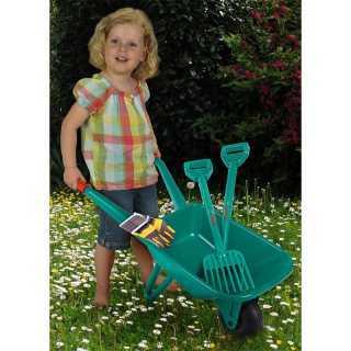 Set de jardinage avec brouette Bosch garden