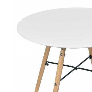 Table blanche pour enfant Judy Wild