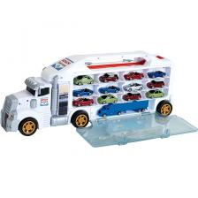 Camion de transport de véhicules miniatures BOSCH Service