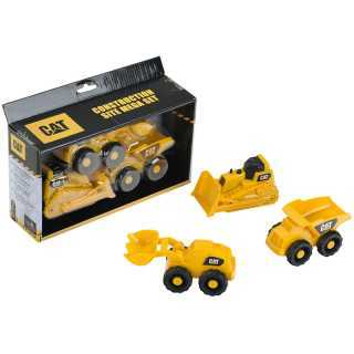 Mega Set de chantier Caterpillar