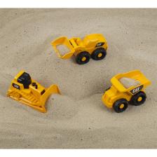 Mega Set de chantier Caterpillar
