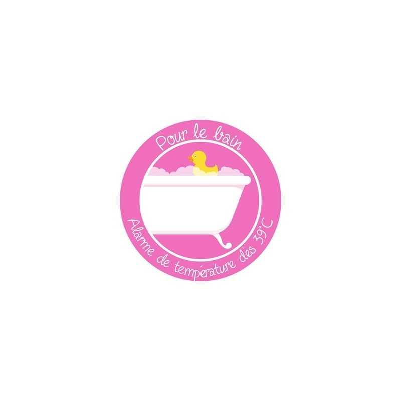 Thermomètre de Bain Modèle Etoile Tom & Zoé