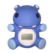 Thermomètre de Bain Modèle Hippopotame Tom & Zoé