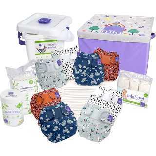Pack premium de la naissance à la propreté Pet