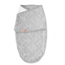 Gigoteuse bebe Swaddle me Luxe Art Deco 0-3 mois Summer Infant