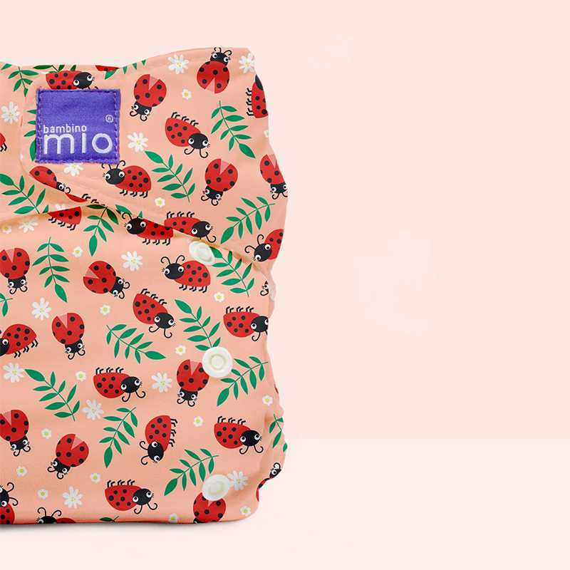 Kit premium de la naissance à la propreté MIOSOLO La vie des Insectes
