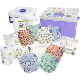 Kit Premium de La Naissance à La Propreté Insectes MIOSOFT