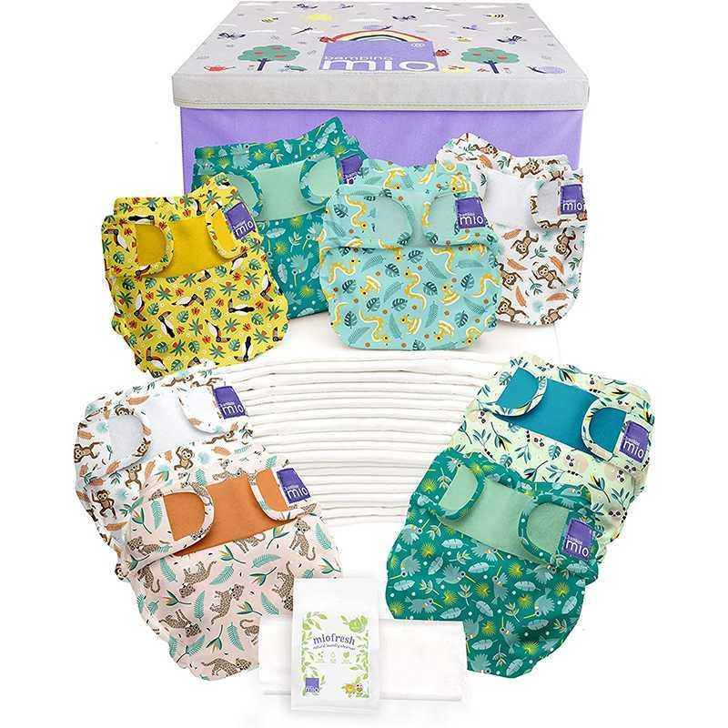 Kit de la naissance à la propreté Forêt Bambino Mio