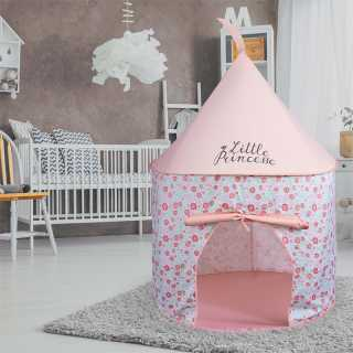 Tente enfant Pop up Rose Home Deco Kids