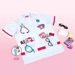 Blouse docteur avec accessoires Barbie