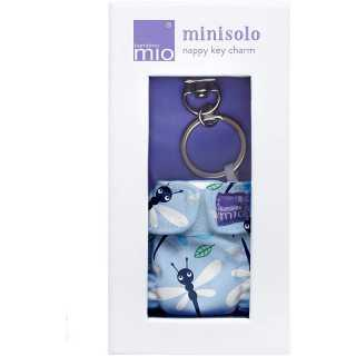 Porte clé couche MINISOLO Sacrée Sauterelle
