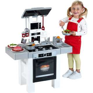 Cuisine Star avec machine à expresso Miel