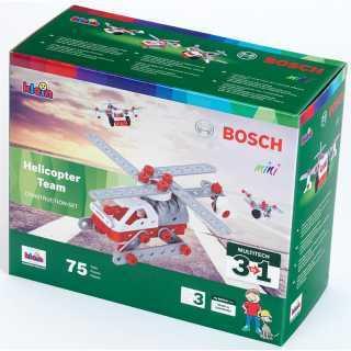 Set de construction Hélicoptère Team 3 en 1 Bosch
