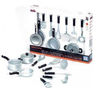 Batterie de cuisine - 9 pièces WMF