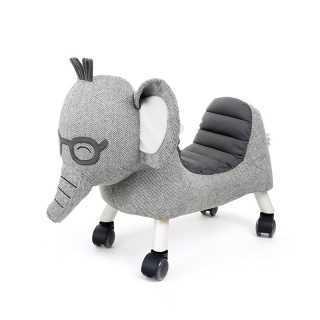 Porteur Cuthbert Elephant Ride on Little bird told me