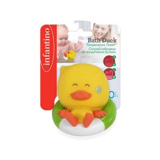 Canard indicateur de T de bain Infantino