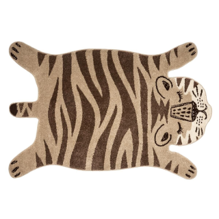 Tapis enfant tigre 100x150 Atmosphera