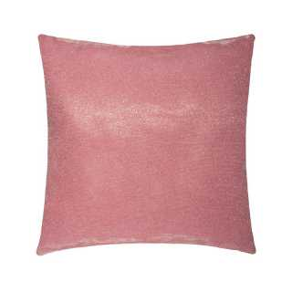 Coussin Lurex Rose 39x39 Atmosphera