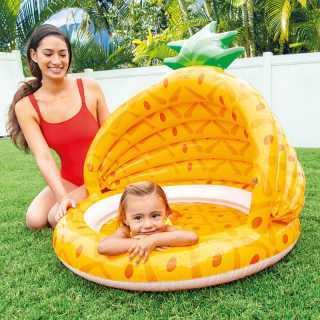 Piscine bebe ananas 102 x 94 cm Intex
