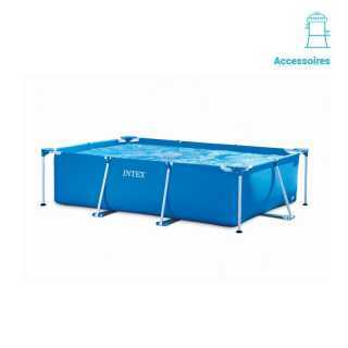 Kit piscine Junior rectangulaire 3 x 2 x 0,75 m Intex