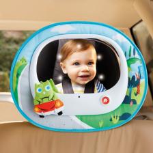 Miroir Auto Musical à LED pour bébé Munchkin