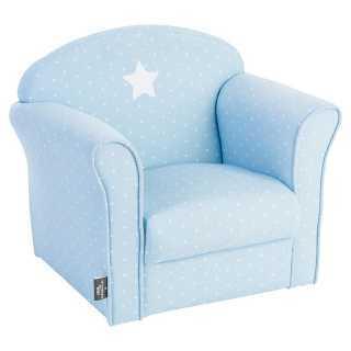 Fauteuil enfant Bleu Atmosphera for kids