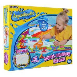 Aquadoodle Arc en ciel Super Deluxe Tomy