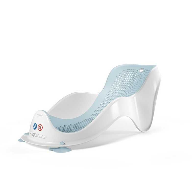 Transat de bain bébé fit Bleu Angelcare