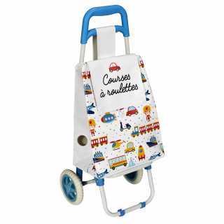 Chariot Shopping Enfant Garçon Home Deco Kids