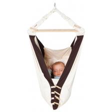 Set hamac bébé Kangoo avec ressort Woopy Amazonas