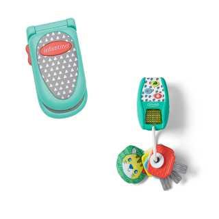 Coffret Téléphone et clés électroniques Infantino