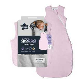 Sac de couchage Grobag 6-18m 2.5 TOG Rose Tommee Tippee
