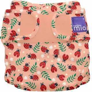 Culotte de protection MIOSOFT Coccinelle Taille 2 Bambino Mio
