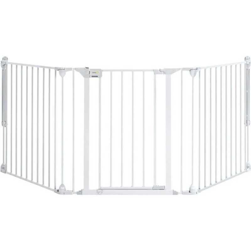 Barrière de sécurité Modular 3 Panneaux Safety 1st