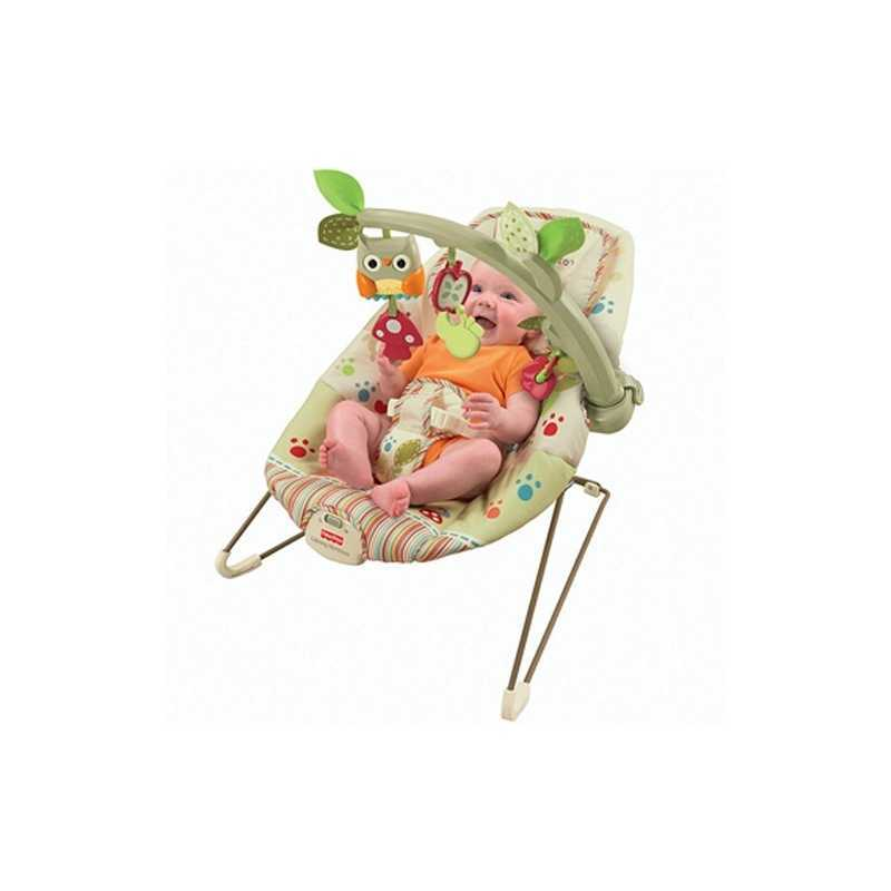 Fisher Price Transat / Balancelle Woodsy