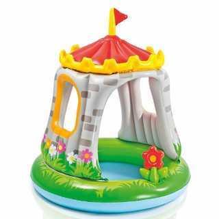 Intex piscine gonflable pour enfants - Chateau