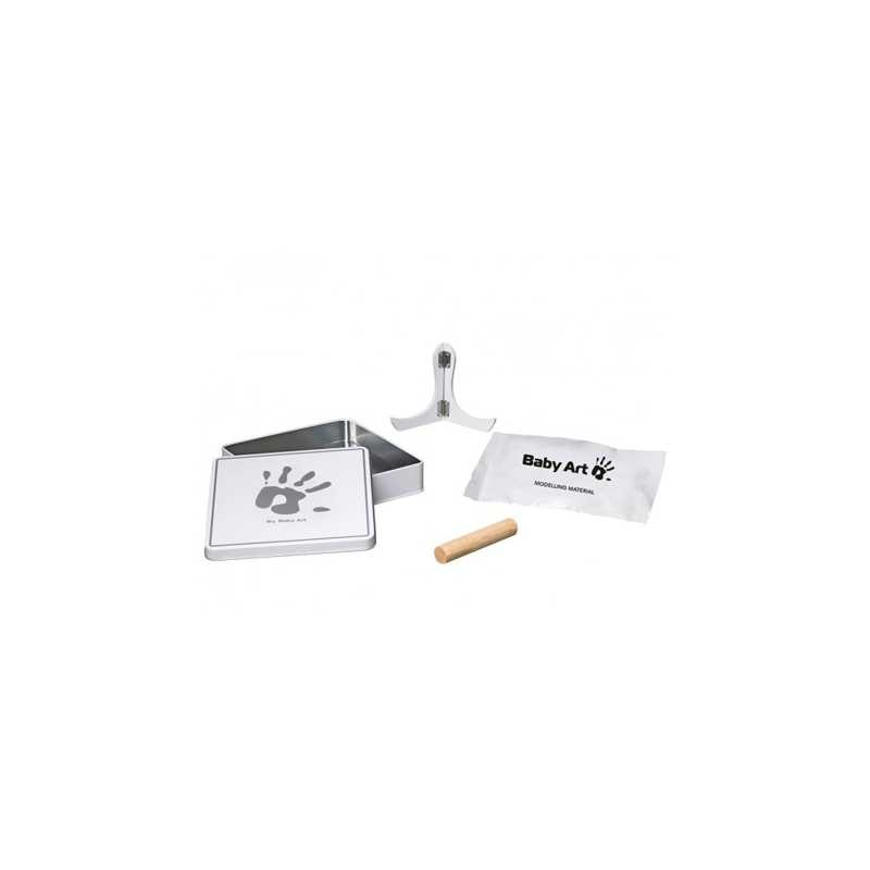 Baby Art Magic Box Blanc / Gris