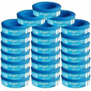 Angelcare Pack de 24 Recharges pour Poubelle à Couches