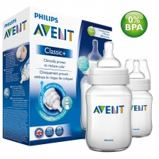Philips Avent Lot de 2 Biberons Classic 260ml