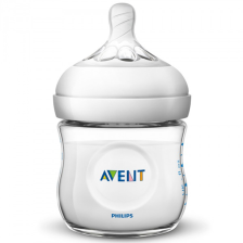 Philips Avent Lot de 2 Biberons Natural 125ml