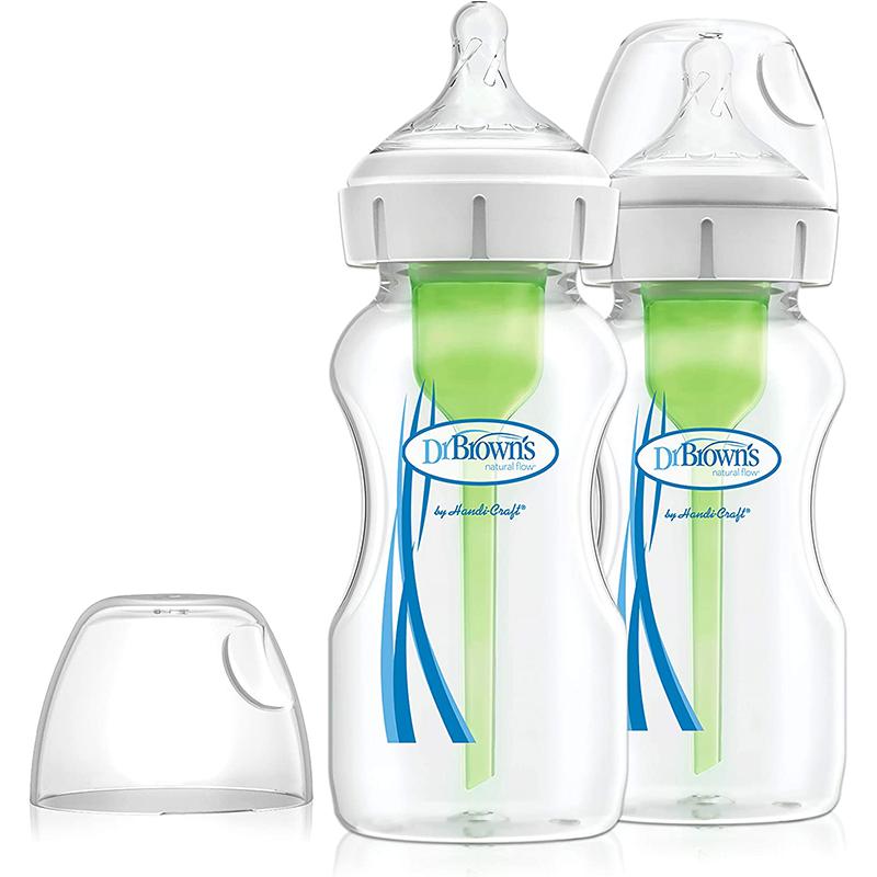 Dr Brown's Lot de 2 Biberons 270ml