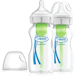Dr Brown's Lot de 2 Biberons 270ml