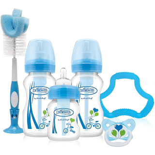 Dr Brown's Coffret Cadeau Edition Spécial Bleu
